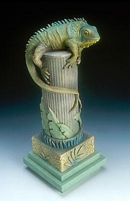 Iguana Column